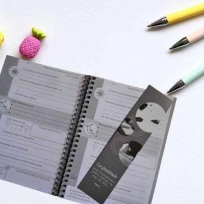 Mon Guide de Vie – journal de gratitude –